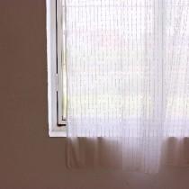インテリアの打ち合わせ ~窓回りと押入れのパネルカーテンを工夫~