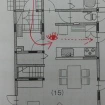 注文住宅の間取りが自分に合ったものかチェックしよう!~動線~
